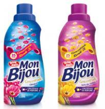 Bombril lança novos rótulos e embalagem do Mon Bijou Concentrado