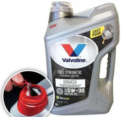 Aptar desenvolve embalagens de fácil evasão para a Valvoline