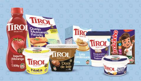 Tirol muda posicionamento da marca e reformula embalagens
