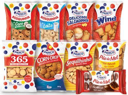 Panco moderniza 4 linhas de biscoitos