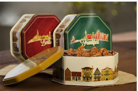 Nutty Bavarian investe em novas latas para seus produtos