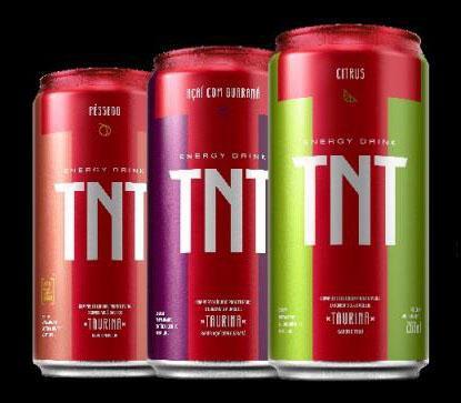 TNT Energy Drink lança três novos sabores e troca sua identidade visual
