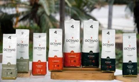 Octavio Café apresenta novidades e muda visual das embalagens