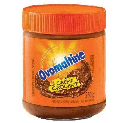 Ovomaltine lança novo formato do seu Creme Crocante