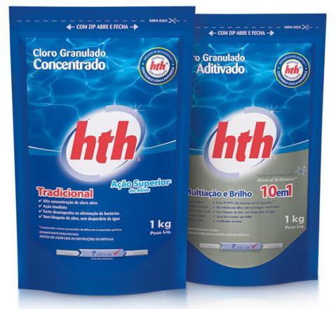 Novas embalagens da hth® reduzem descarte de plástico na natureza