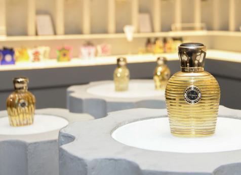 Perfumes exclusivos, luxuosos e especiais da alta perfumaria