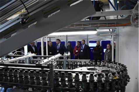 PET Technologies inaugura sus nuevas instalaciones
