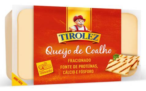 Tirolez lança mais dois produtos em embalagens abre-fácil