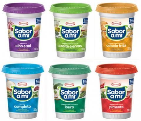 <em>Sabor a mi</em> moderniza marca e design de embalagem