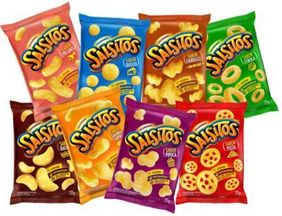 M. Dias Branco apresenta novo conceito e novas embalagens dos snacks