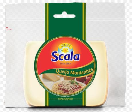 Scala apresenta seu queijo montanhês em embalagem 300g