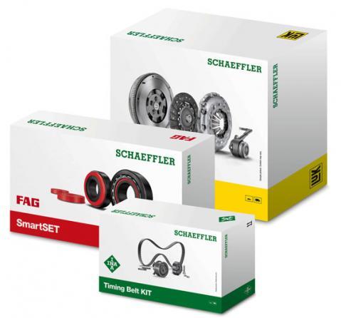 Schaeffler disponibiliza ao mercado produtos e soluções em novas embalagens