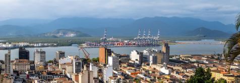 Apesar da crise, setor portuário é menos afetado do que o esperado