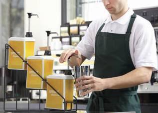 Misturas prontas em embalagens assépticas traz vantagens ao food service