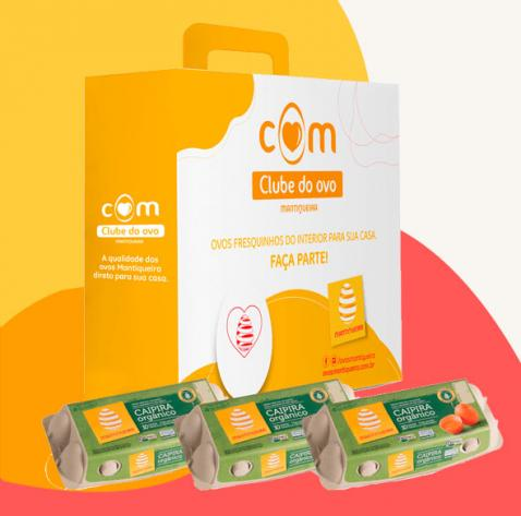Smurfit Kappa desenvolve embalagem exclusiva para entrega de ovos