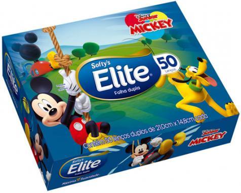 Softys lança embalagens da Disney e pano de limpeza Maxwipe