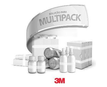 3M lança a Solução para Multipack mais sustentável para o mercado de embalagens promocionais