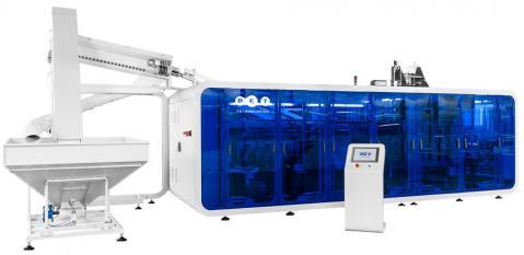 PET Technologies: la flexibilidad de la sopladora de PET para reducir los tiempos muertos