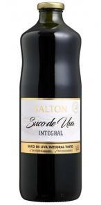 Nova versão de 1,5 litro do Suco Salton é envasada com garrafa Verallia