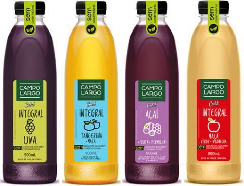 Campo Largo adere à tendência on the go com produtos práticos e prontos para beber
