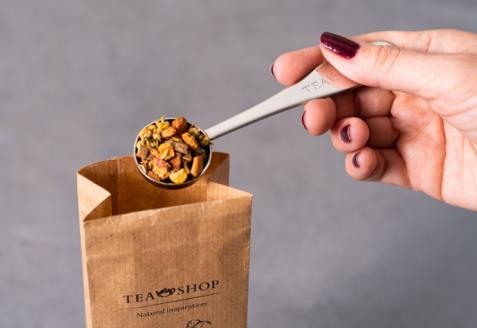 Tea Shop lança embalagem biodegradável para chá