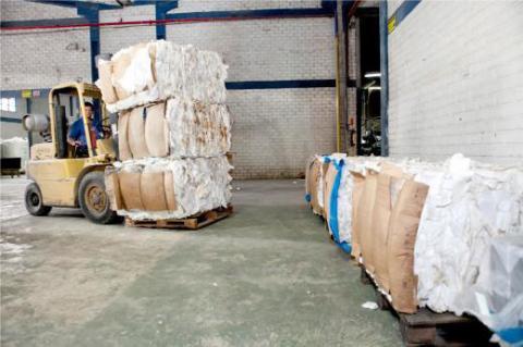 Mais de 30 mil toneladas de EPS reciclado