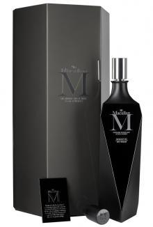 The Macallan apresenta o M Black - Garrafa custa quase 7 mil dólares