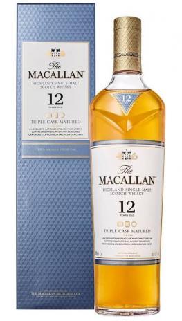 Três vezes Macallan