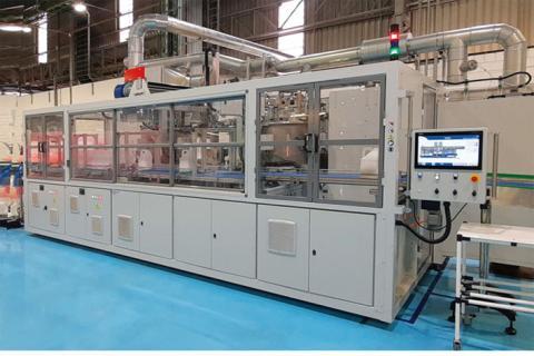 Unipac inova com tratamento a plasma para barreira em embalagens