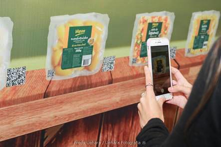 Vapza lança venda por QR Code