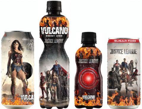 Vulcano Energy Drink lança edição especial