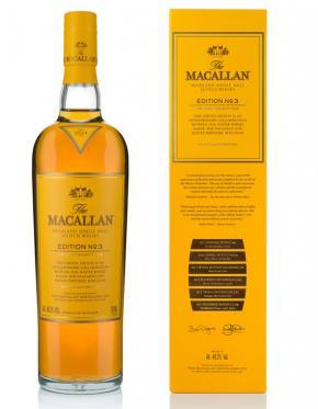 Chega ao Brasil primeira garrafa da série Edition The Macallan no país