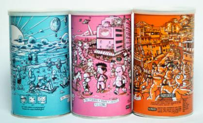 Brownie do Luiz lança edição limitada com latas colecionáveis