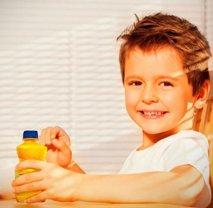 Suco Bioleve: embalagem atrativa e produto mais saudável para crianças