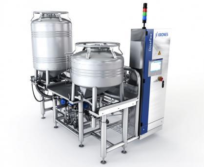 DosaFlex é a nova estação asséptica para bebidas com componentes sólidos